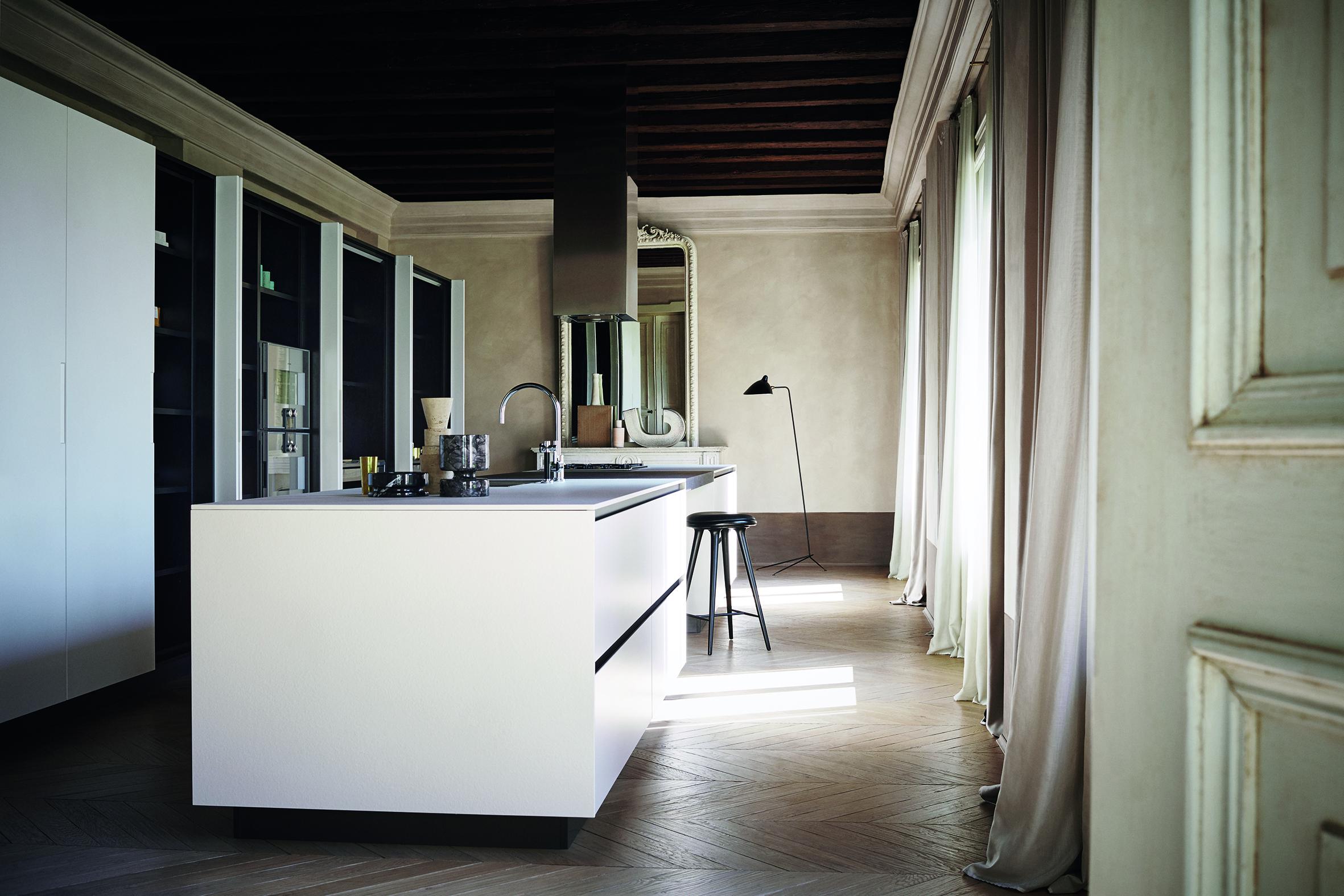 Maxima 2 2 kitchen by cesar for Bergamin arredamenti mestre