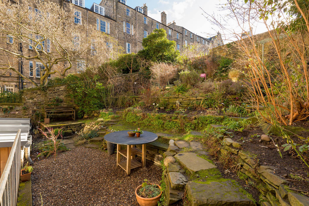 Abercromby Place, Edinburgh; photo by Square Foot Media