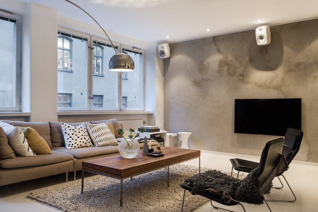 Stockholm apartment by Fantastic Frank