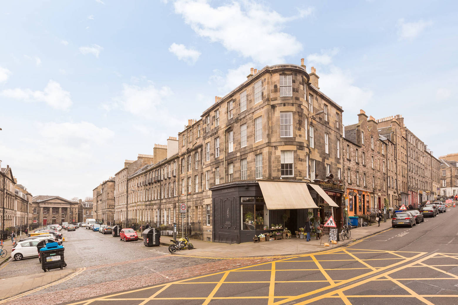 Broughton Place, Edinburgh, photography by Square Foot Media