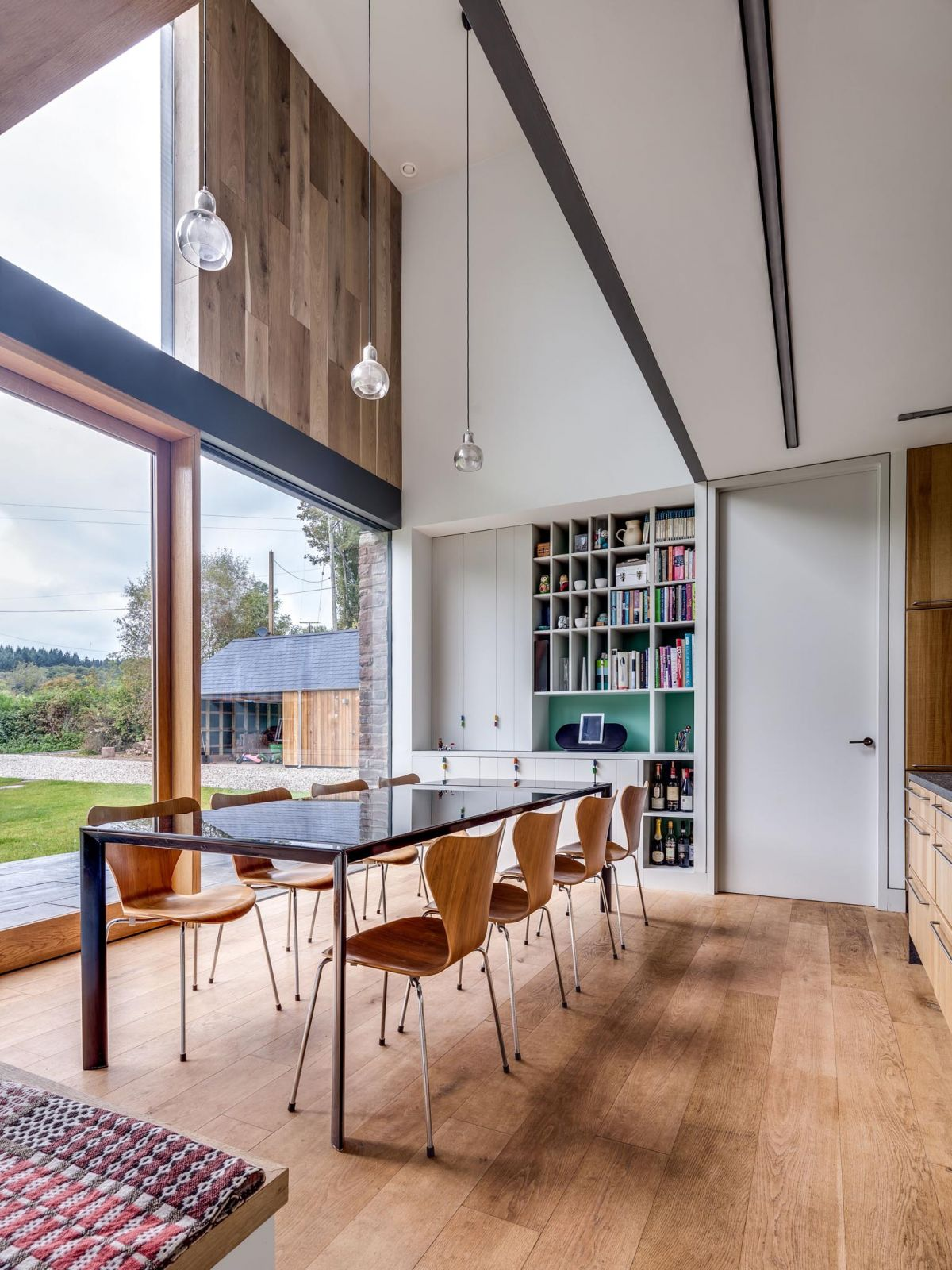 The Nook by Hall + Bednarczyk Architects, photo by Simon Maxwell