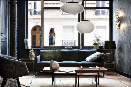 Hotel Henriette, photo by Hervé Goluza