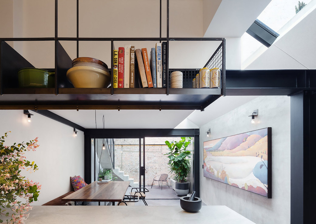 Double Life House by Breathe Architecture; photo by Katherine Lu