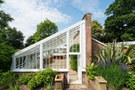 Hawkhurst in Kent, with The Modern House