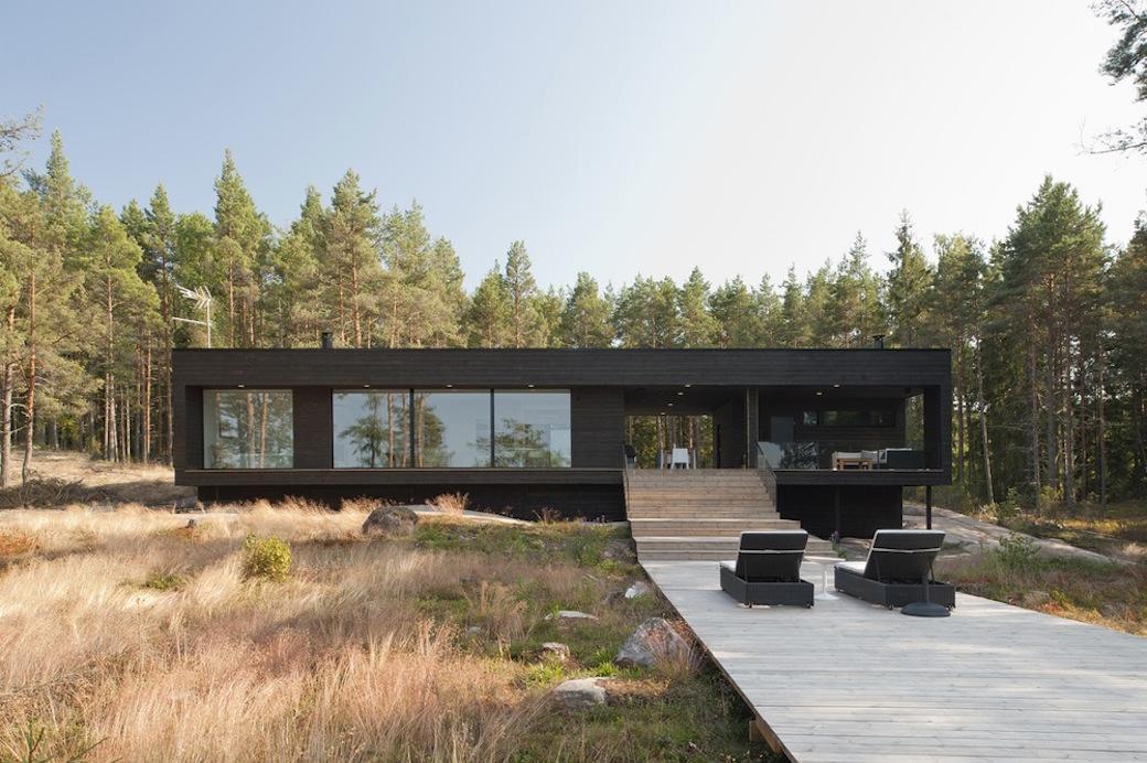 Summer Villa In Finland