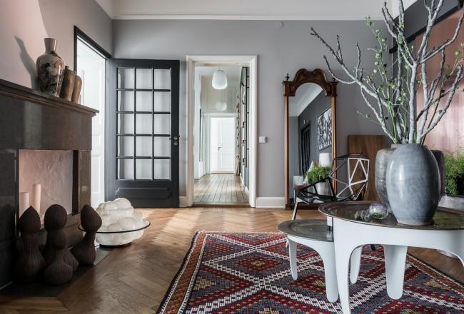 Östermalm apartment, Lagerlings