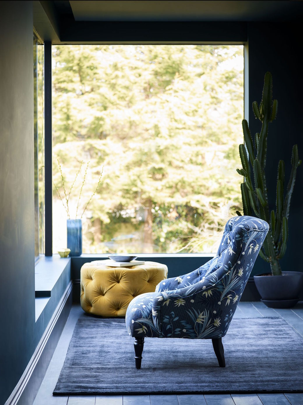Sark armchair in fabric by Anna Glover, Sofa.com