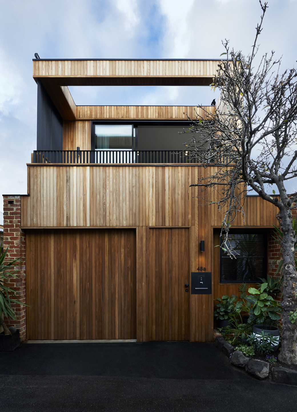 Y Residence, Melbourne, by Studio Tate, photo by Tessa Ross-Pelan.