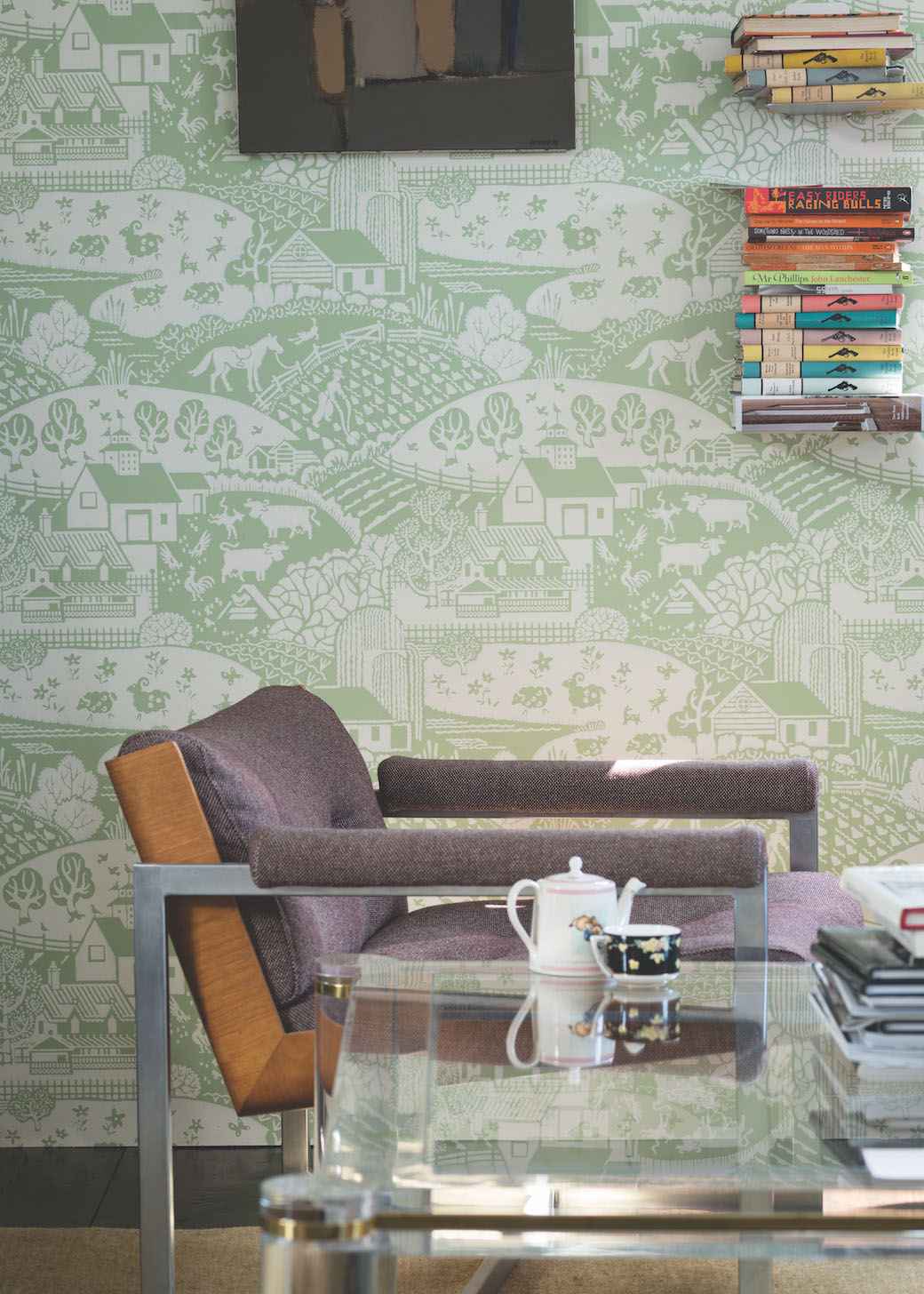 Farrow & Ball wallpaper collection AW16.