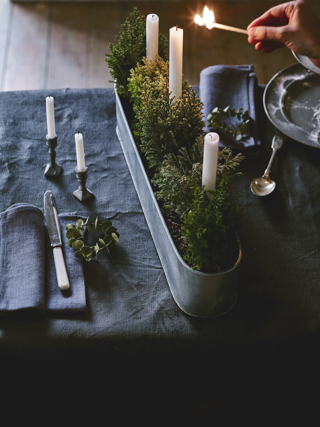 Byrne Table Planter from Rowen & Wren