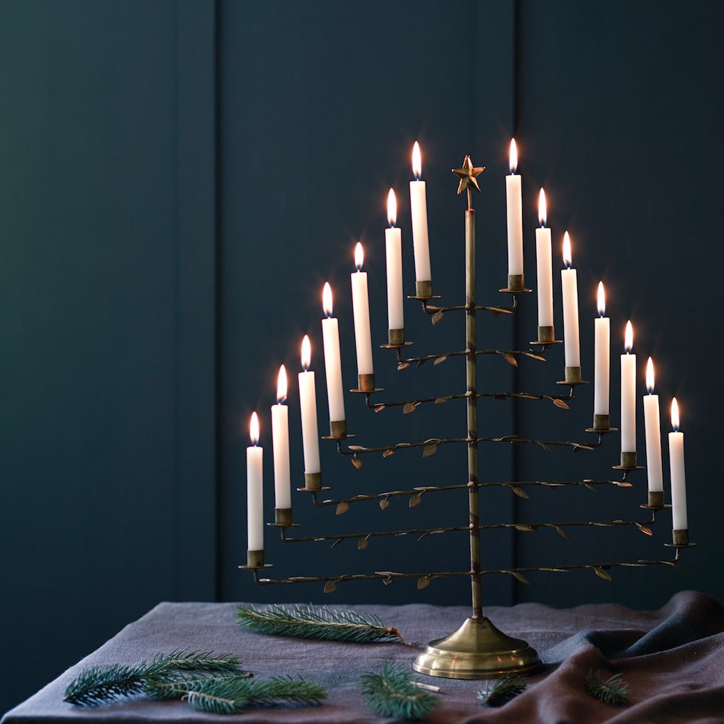 Eden Candle Tree Candelabra from Rowen & Wren