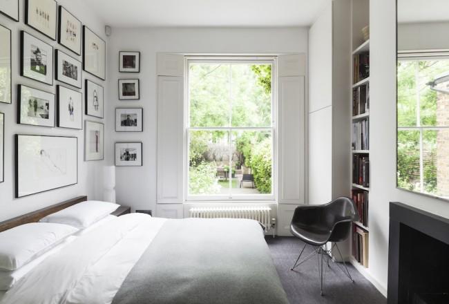 London apartment by Michela Bertolini Design; photo by Nathalie Priem.