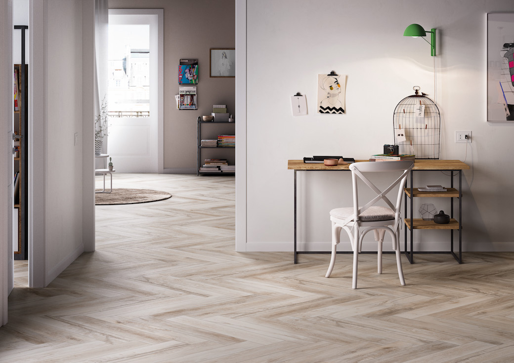 Treverkmade Collection from Gemini Tiles.