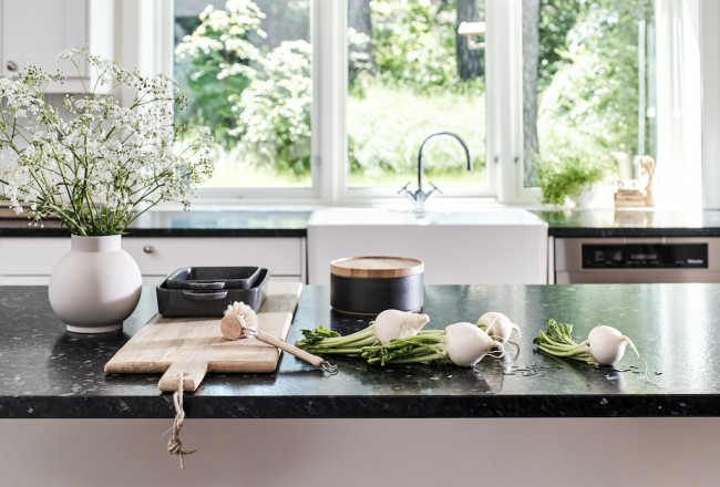 Lundhs Emerald kitchen worktop