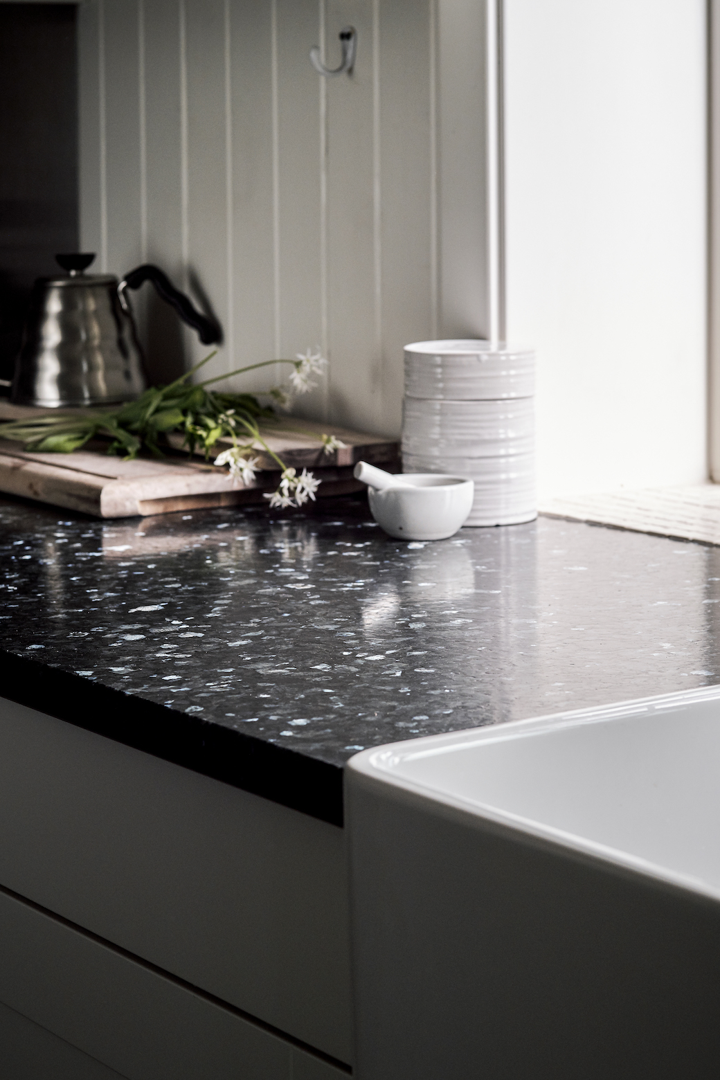Lundhs Emerald kitchen worktops