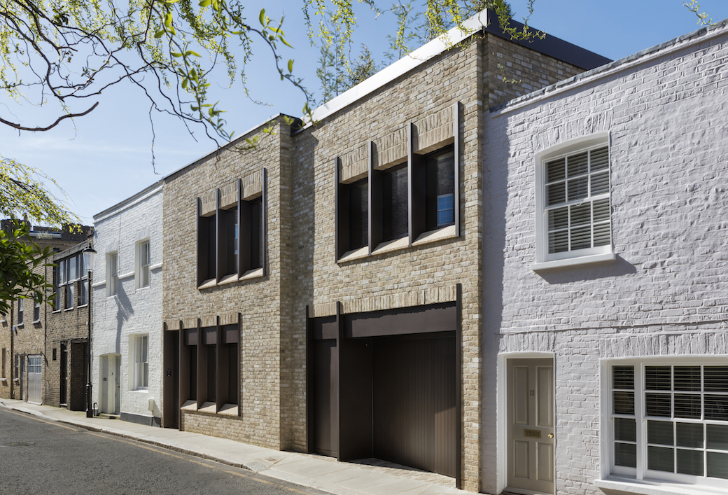 Kenure house by echlin for Domus building cleaning