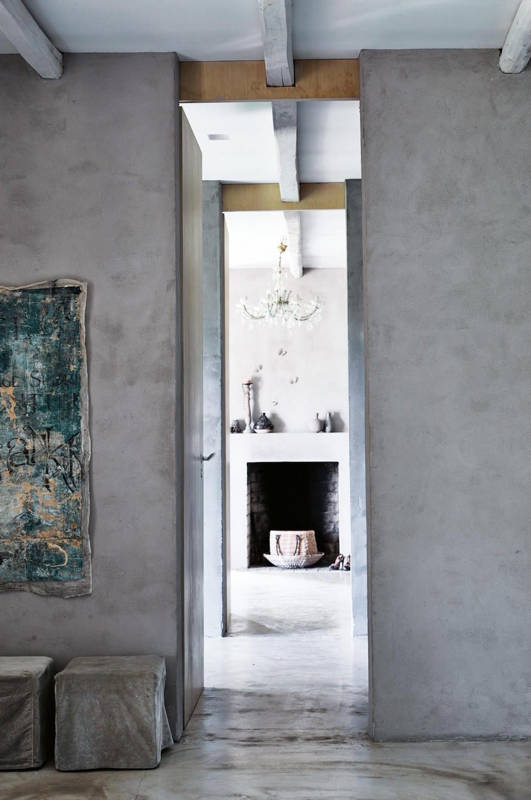 The Italian home of Hanne Poli. Photographer Fabrizio Cicconi/Living Inside with stylist Francesca Davoli.