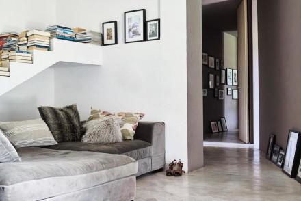 The Italian home of Hanne Poli. Photographer Fabrizio Cicconi/Living Inside with stylist Francesca Davoli.