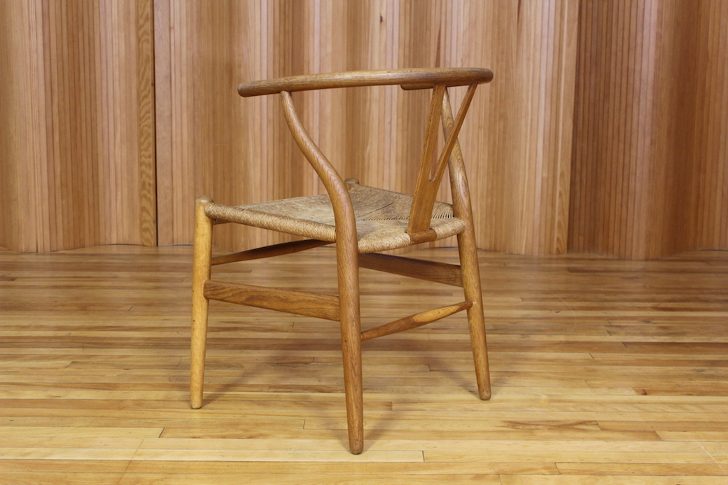 Hans Wegner 'Wishbone' chair, model CH24