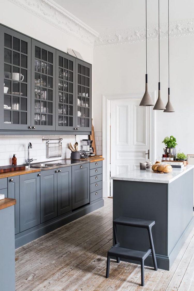 Gothenburg apartment, photo by Johanna Hagbard.