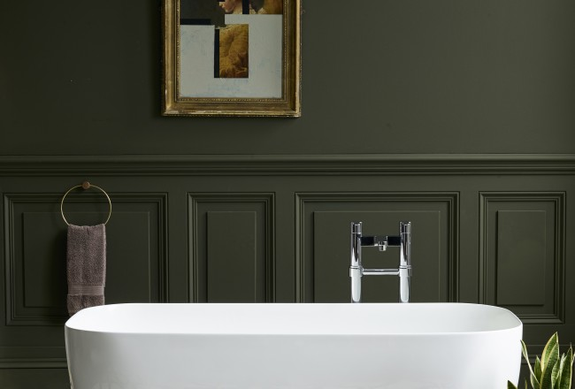 The Uno bath by Clearwater baths.