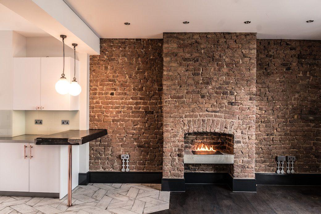 Blenheim Crescent apartment by Cubic Studios