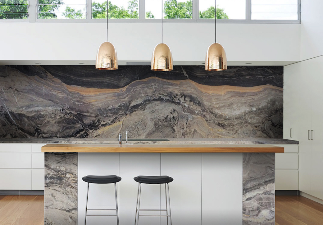 Stone finishes from Gerald Culliford