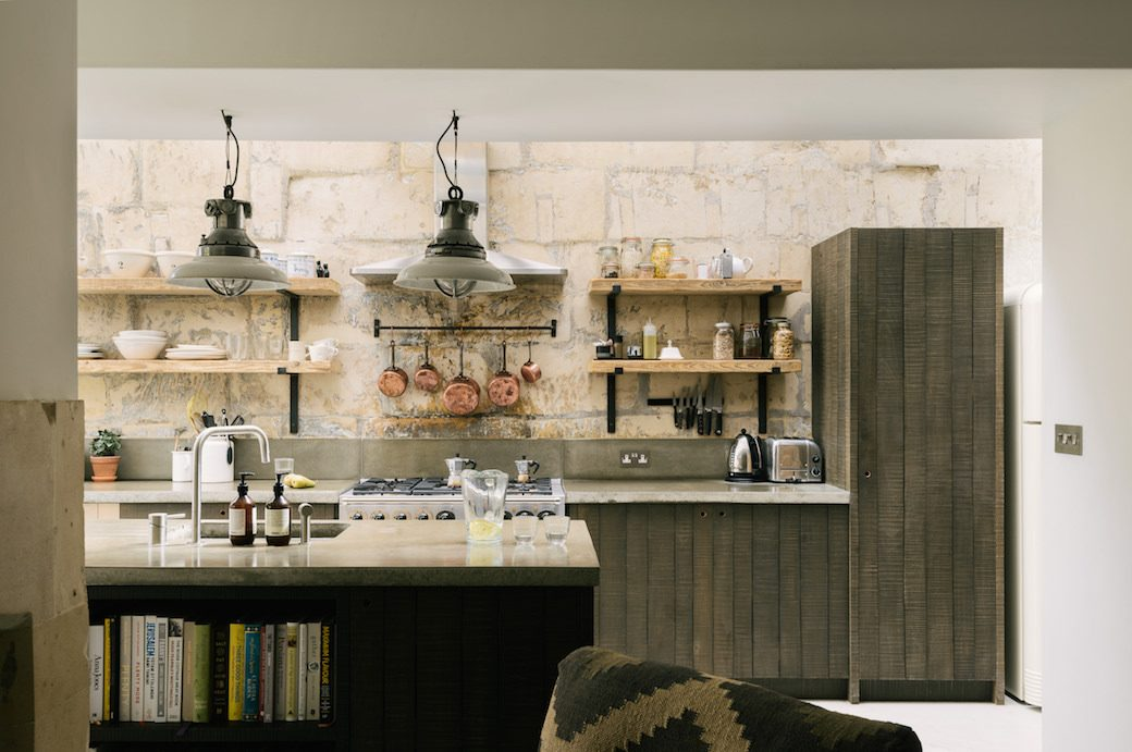 The Larkhall Kitchen By Devol