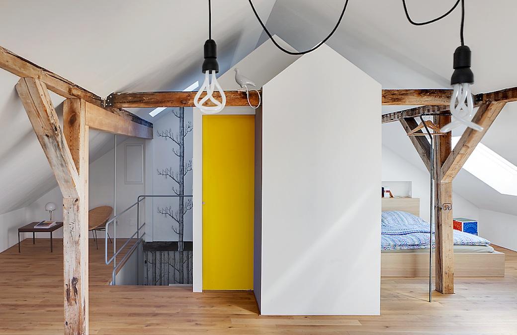 Apartment 1, Design Apartments Weimar